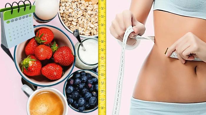 Лучшие диеты и меню для похудения