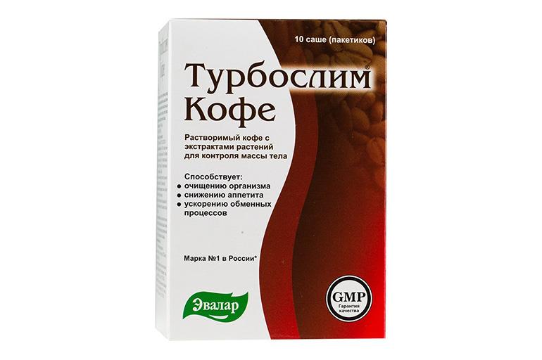 Кофе Турбослим