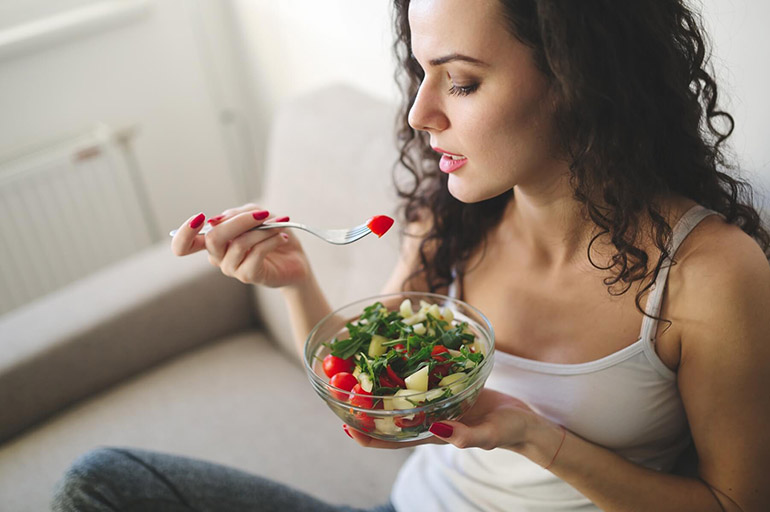 Плюсы диеты