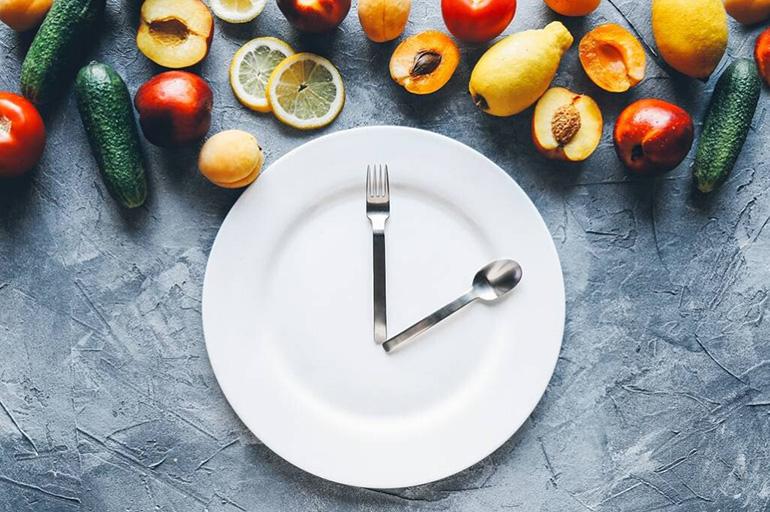 Пропуск приемов пищи
