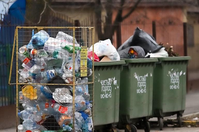 Сортируйте мусор
